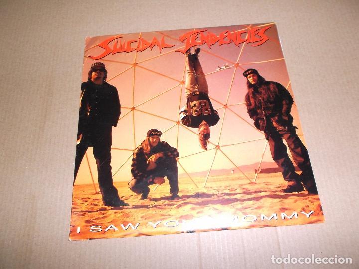 SUICIDAL TENDENCIES (SN) I SAW YOUR MOMMY AÑO 1993 - PROMOCIONAL (Música - Discos - Singles Vinilo - Heavy - Metal)