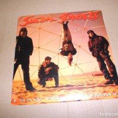 Discos de vinilo: SUICIDAL TENDENCIES (SN) I SAW YOUR MOMMY AÑO 1993 - PROMOCIONAL. Lote 76692203
