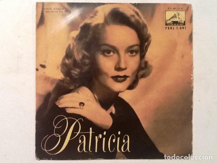 PATRICIA - SILLY BILLY -MUCHACHA -PENNY POLKA // EDITADO LA VOZ DE SU AMO (Música - Discos de Vinilo - Maxi Singles - Orquestas)
