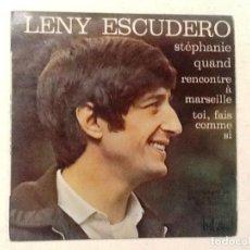 Discos de vinilo: LENY ESCUDERO STEPHANIE - VINILO. Lote 76705379