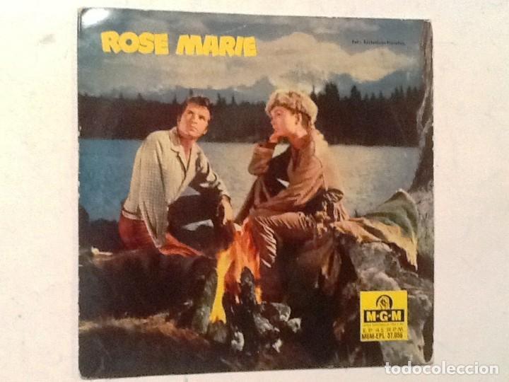 ROSE MARIE , MOUNTIES / TENGO EL AMOR -HOWARD KEEL Y ANN BLITH (Música - Discos - Singles Vinilo - Bandas Sonoras y Actores)