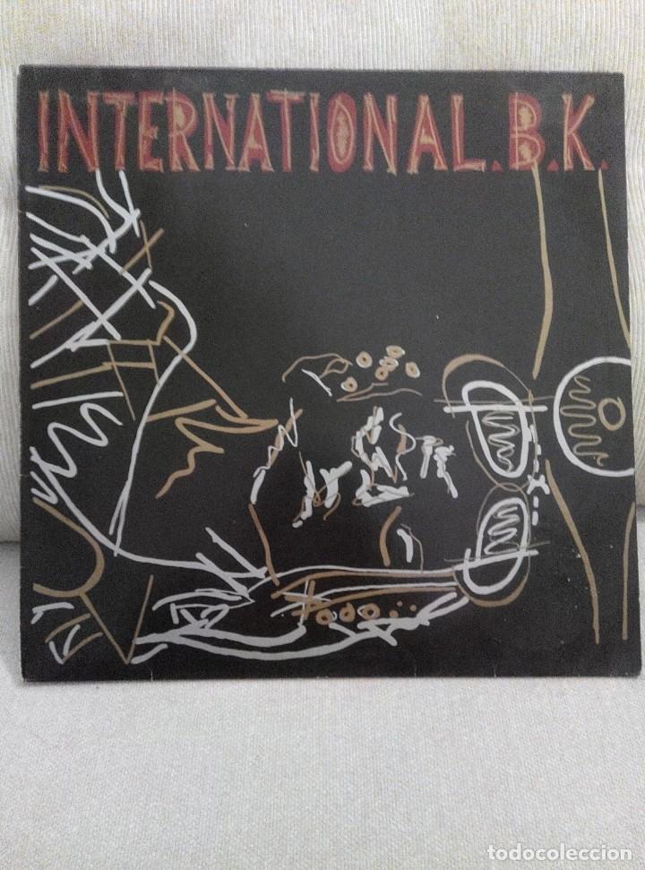 DISCO INTERNATIONAL B.K (Música - Discos de Vinilo - Maxi Singles - Pop - Rock - New Wave Internacional de los 80)