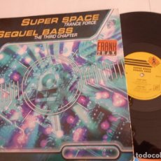 Super Space / Sequel Bass ?– MAXI Trance Force -1998