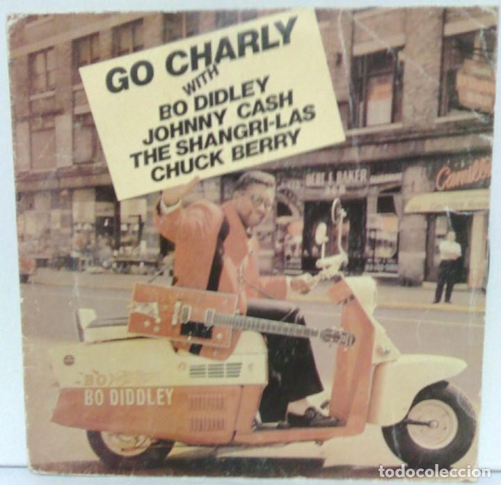 BO DIDDLEY - GO CHARLY - 1988 - ZAFIRO (Música - Discos - Singles Vinilo - Rock & Roll)