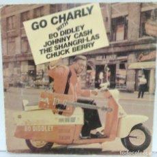 Discos de vinilo: BO DIDDLEY - GO CHARLY - 1988 - ZAFIRO. Lote 76718903