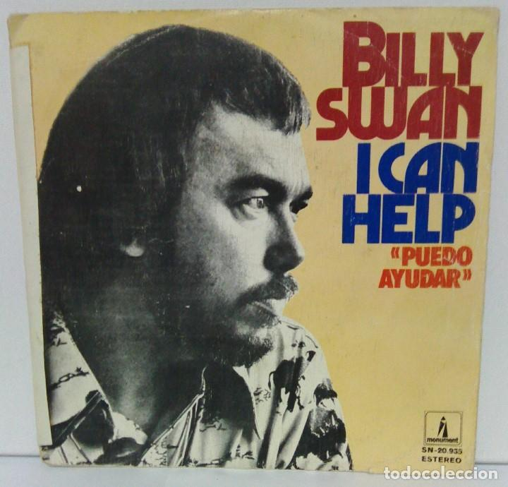 BILLY SWAN - I CAN HELP - 1974 - MONUMENT (Música - Discos - Singles Vinilo - Rock & Roll)