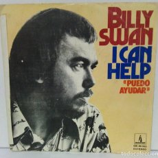 Discos de vinilo: BILLY SWAN - I CAN HELP - 1974 - MONUMENT. Lote 76719039