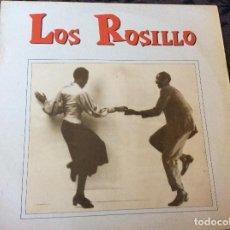Discos de vinilo: LOS ROSILLO. LOS ROSILLO. LOLLIPOP M.037. 1988 NUEVOS MEDIOS.. Lote 76739651