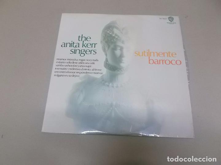 THE ANITA KERR SINGERS (LP) SUTILMENTE BARROCO AÑO 1966 (Música - Discos - LP Vinilo - Orquestas)