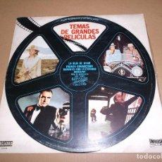 Discos de vinilo: CYRIL STAPLETON (LP) TEMAS DE GRANDES PELICULAS AÑO 1972 – EDICION CIRCULO DE LECTORES. Lote 76767623