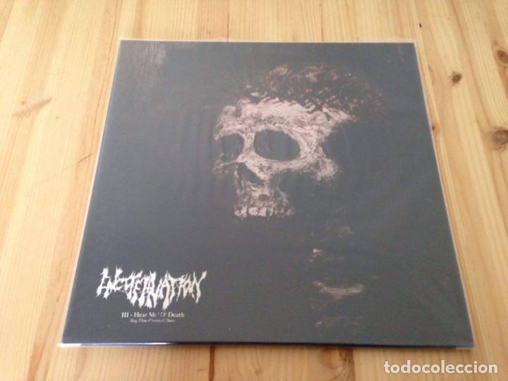ENCOFFINATION - III -HEAR ME' O' DEATH (SING THOU WRETCHED CHOIRS) DOBLE LP DEATH DOOM (Música - Discos - LP Vinilo - Heavy - Metal)