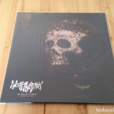 Discos de vinilo: ENCOFFINATION - III -HEAR ME' O' DEATH (SING THOU WRETCHED CHOIRS) DOBLE LP DEATH DOOM. Lote 76777031