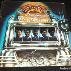 Discos de vinilo: RON BANKS AND THE DRAMATICS ‎– THE DRAMATIC JACKPOT - LP 1975. Lote 76791295