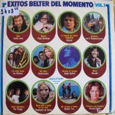 Discos de vinilo: LP - EXITOS BELTER DEL MOMENTO VOL. 1 - VARIOS (SPAIN, DISCOS BELTER 1975). Lote 76791663