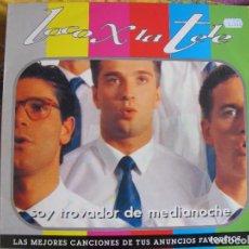 Discos de vinilo: LP - LOCOS POR LA TELE - VARIOS (DOBLE DISCO, SPAIN, RCA RECORDS 1992). Lote 76795443