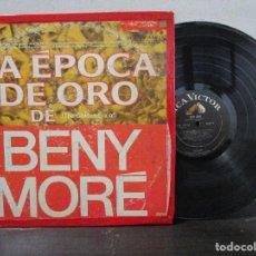 Discos de vinilo: BENY MORE LA EPOCA DE ORO RCA 1968 USA SON MONTUNO CHA CHA CHA GUARACHA Y MAS LP T88 VG- WU. Lote 76798903