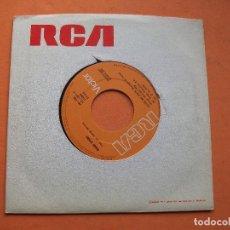 Discos de vinilo: RINGO STARR WRACK MY BRAIN SINGLE SPAIN 1981 PDELUXE . Lote 76803491