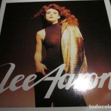 Discos de vinilo: LEE AARON - LP - EDICION ALEMANA DEL AÑO 1987.. Lote 76806779