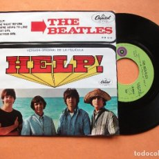 Discos de vinilo: THE BEATLES HELP/THE NIGHT BEFORE EP MEXICO 1972 PDELUXE . Lote 76809735