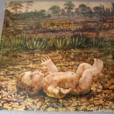 Discos de vinilo: PAU RIBA ACOMPANYAT PER OM - 1 LP - ORIGINAL 1969. Lote 76813243