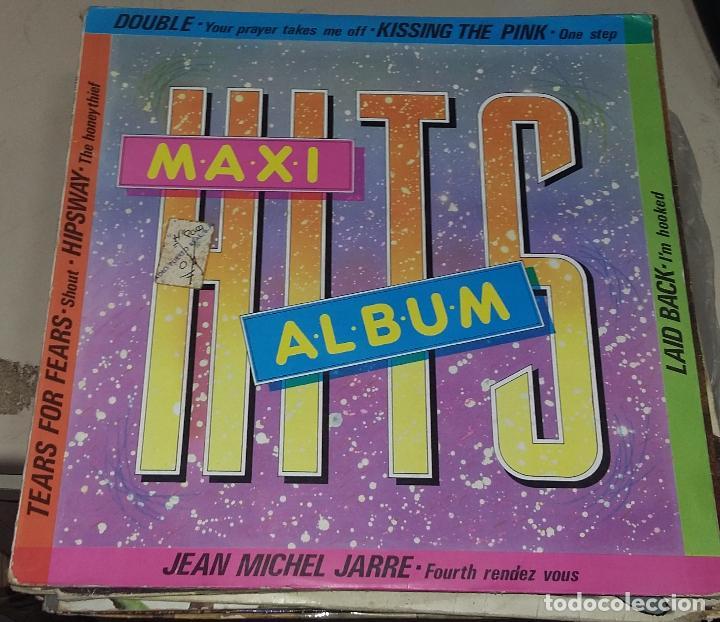 LP . MAXI ALBUM. HITS.POLYDOR. 1986 (Música - Discos de Vinilo - Maxi Singles - Otros estilos)