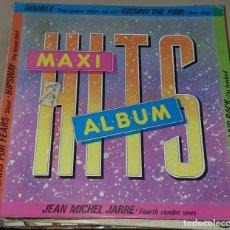Discos de vinilo: LP . MAXI ALBUM. HITS.POLYDOR. 1986. Lote 76842519