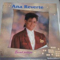 Dischi in vinile: LP. ANA REVERTE. EN MIL PEDAZOS. 1989. EDICIONES MUSICALES HORUS. Lote 180669908