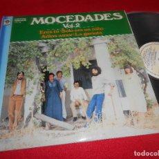 Discos de vinilo: MOCEDADES VOL.2 LP 1982 ZAFIRO EDICION ESPAÑOLA SPAIN. Lote 76850539