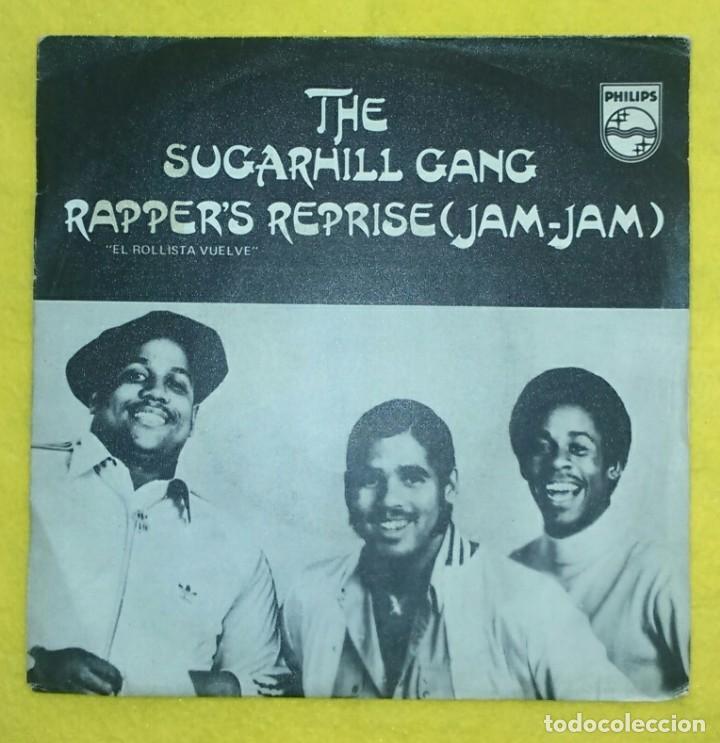 SUGARHILL GANG RAPPER'S REPRISE RAP HIP HOP (Música - Discos - Singles Vinilo - Rap / Hip Hop)