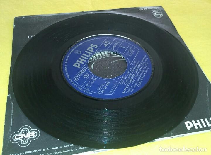 Discos de vinilo: SUGARHILL GANG RAPPERS REPRISE RAP HIP HOP - Foto 2 - 76851695