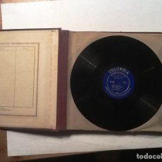 Discos de vinilo: FELIX MENDELSSOHN BARTHOLDY COLUMBIA MASTERWORKS ?– ML 4127 SYMPHONY NO. 4 IN A MAJOR, OP. 90. Lote 76854115