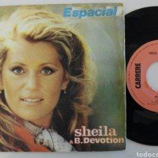 Discos de vinilo: SHEILA & B. DEVOTION, SPACER 1979. Lote 76866811