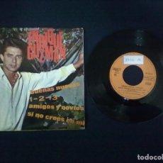 Discos de vinilo: ENRIQUE GUZMAN BUENAS NUEVAS + 3. Lote 76868551