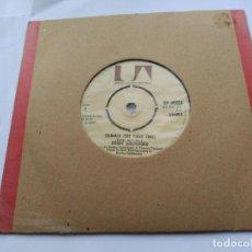 Discos de vinilo: 7'' BOBBY GOLDSBORO - SUMMER (THE FIRST TIME) - UA UK 1973 VG+. Lote 76870395