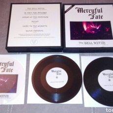 Discos de vinilo: MERCYFUL FATE KING DIAMOND THE BELL WITCH VINILO BOX. Lote 76873455