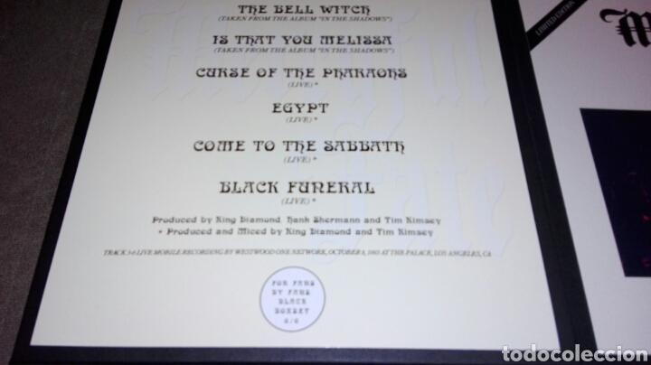 Discos de vinilo: Mercyful Fate king diamond the bell witch vinilo box - Foto 3 - 76873455