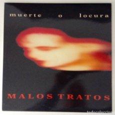 Discos de vinilo: MALOS TRATOS MUERTE O LOCURA NOLA. Lote 76889203