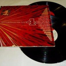Discos de vinilo: ESPLENDOR DE LAS CUATRO FASES, 1972, DECCA. LP DOBLE. Lote 76896331