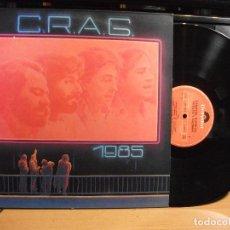 Discos de vinilo: C.R.A.G. 1985 LP SPAIN 1985 PDELUXE . Lote 76900015