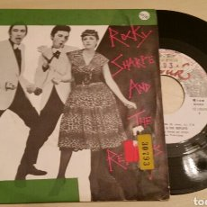 Discos de vinilo: ROCKY SHARPE AND THE REPLAYS -RAMA LAMA DING DONG- SINGLE 1978. Lote 76905135