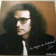 Discos de vinilo: SISA - LA MAGIA DEL L'ESTUDIANT - 1979 - LP - NUEVO. Lote 76912083