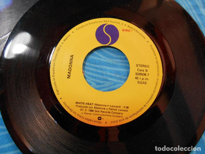 Discos de vinilo: MADONNA SINGLE VINILO OPEN YOUR HEART (WEA RECORDS 1986) - Foto 6 - 76956665