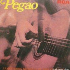 Discos de vinil: JOSÉ FELICIANO / PEGAO / SINGLE PROMOCIONAL. Lote 76964829
