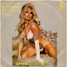 Discos de vinilo: ORQUESTA INTERNACIONAL OSCA – MELENIO - EP SPAIN 1977 - BCD FM-68-630. Lote 77112597