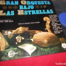 Dischi in vinile: ORQ. DE PROFESORES SOLISTAS DE MADRID GRAN ORQ.BAJO LAS ESTRELLAS LP 1969 PAX ESPAÑA SPAIN. Lote 77164553