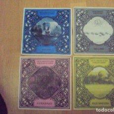 Discos de vinilo: LOTE 4 DISCOS SINGLES ANDALUCIA ROCIERA DE HISPAVOX DE 1989. Lote 77201049