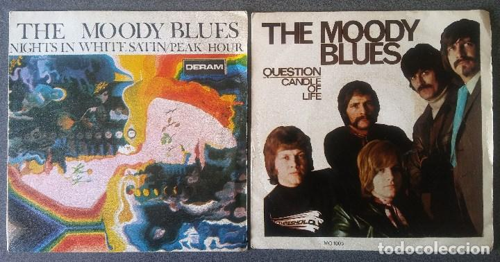 The moody blues, nights in white satin, peak ho - Sold through