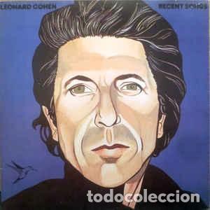 LEONARD COHEN - RECENT SONGS LP (Música - Discos - LP Vinilo - Cantautores Extranjeros)