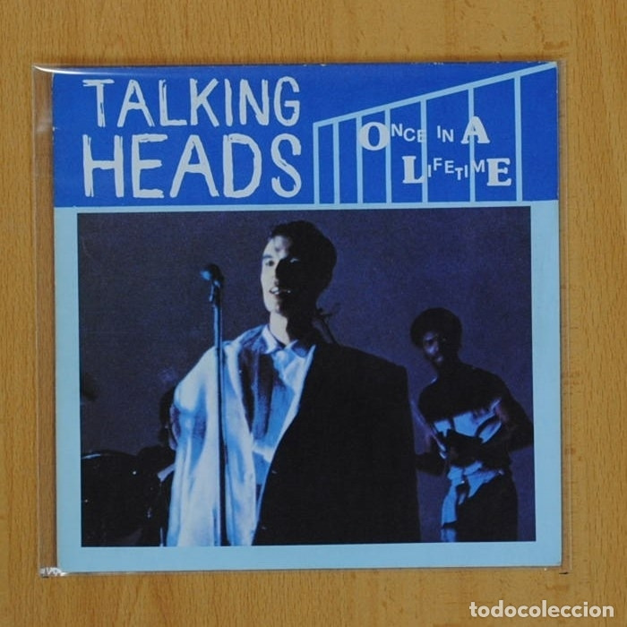 talking heads once in a lifetime naive melo comprar discos