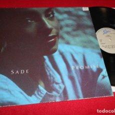 Discos de vinilo: SADE PROMISE LP 1985 EPIC EDICION ESPAÑOLA SPAIN. Lote 137995645